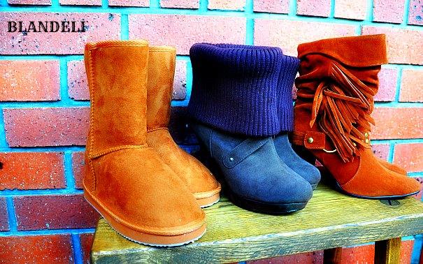 ブランデリで子ども(size130~140)の服や靴を安く買う~ブーツ編~