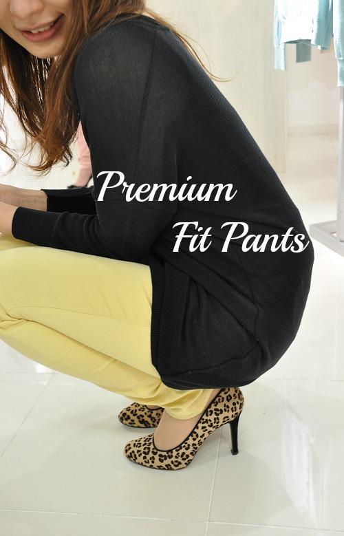 美脚スキニープレミアムフィットパンツ LE SOUK ル・スークPremium fit pants究極のskinny
