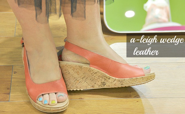 a-leigh wedge leatherorange1