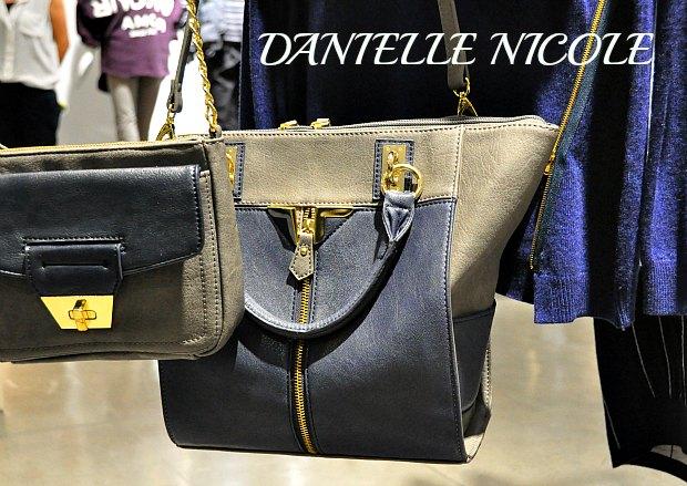 DANIELLE NICOLE bagblue