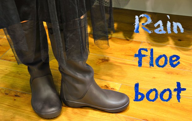 Rain floe bootes99