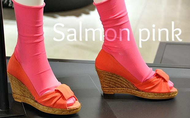 Salmon pinkonetone221