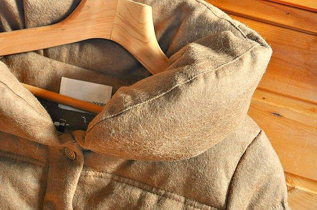 アーバンリサーチの福袋に入っていたキャメルジャケットが今時期活躍