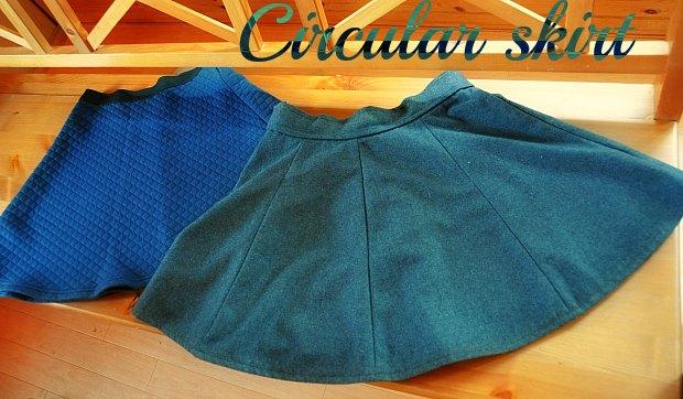 circular skirt221