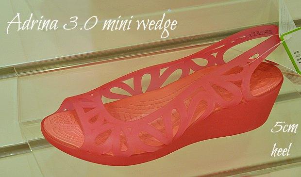 adrina 3.0 mini wedgeheel5cm1