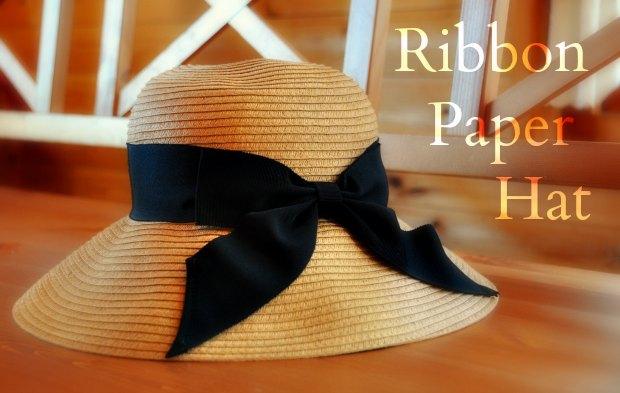 ribbonpaperhat22211
