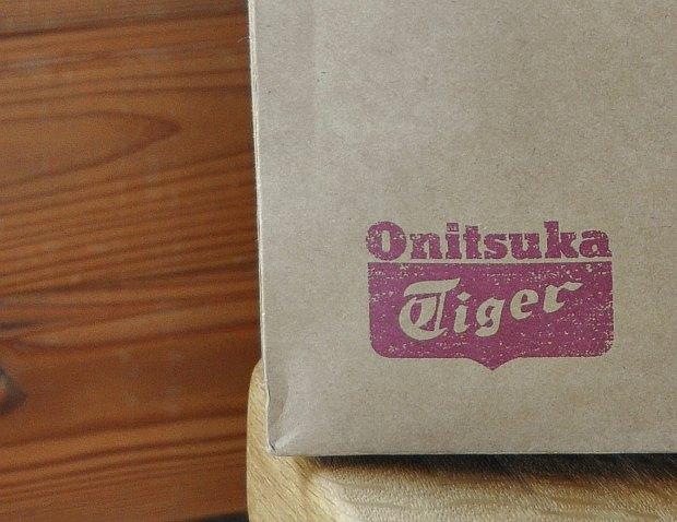 オニツカタイガーOnitsuka Tiger スニーカークラシック、レトロ可愛い運動靴