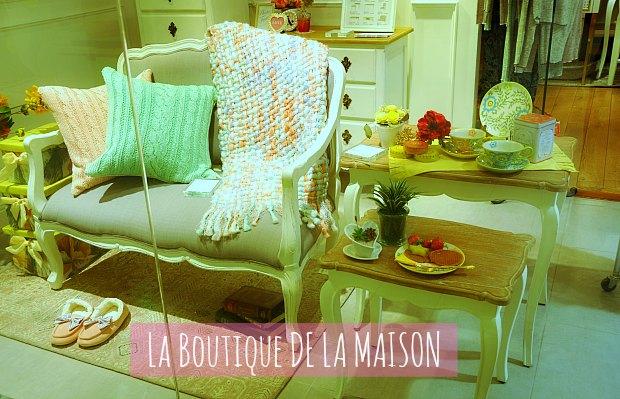 La Boutique DE LA MAISON ONLINE SHOP0152
