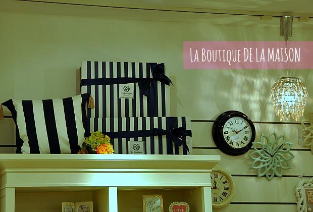 La Boutique DE LA MAISON540035