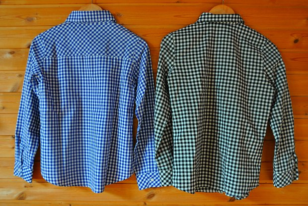 gingham check560