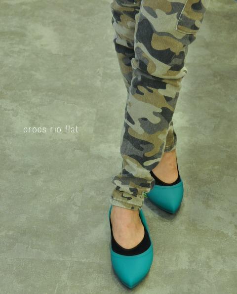 _crocs rio flat 0216