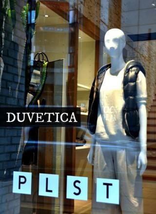 DUVETICAデュベティカダウンベストはモンクレールの元社長創業ブランド