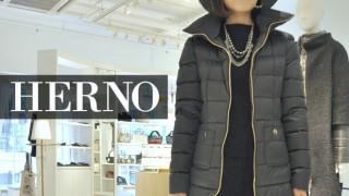 HERNOヘルノのダウンジャケットはモンクレールより女子力高め!