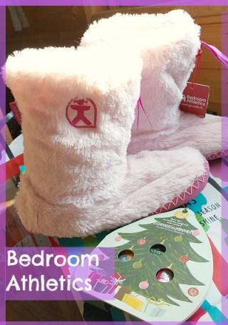 ベッドルームアスレチクスは可愛いルームシューズで足元あったかいマリリン