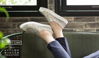 ダニエラアンドジェマの靴がオシャレすぎる件!Daniella & GEMMA チェック!