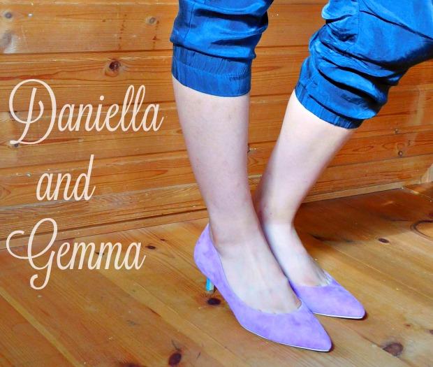 インスタ人気パンプスのダニジェマは履き心地が最高だった件