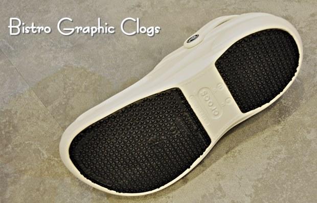 Bistro Graphic Clogs33