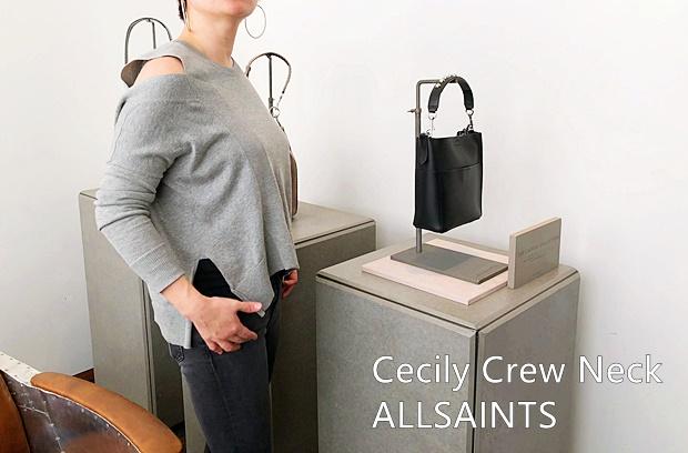 Cecily Crew Neckgray-1