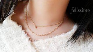磁気ネックレスかわいい\レディース/おしゃれなフェリシモ