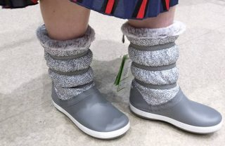 【2018クロックス冬】ブーツやボアサンダル